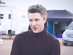 He's so quirky in interviews Peter Baelish, Aidan Gillen, Interview, Gay, Polo Shirt, Polo Ralph Lauren, Husband, Mens Tops, Fashion