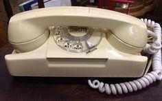 GE Starlight rotary phone Rotary, Landline Phone, Technology, Tech, Tecnologia