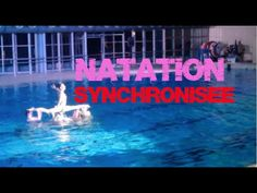 ⟩ Vlog 5 : Natation synchronisée! #natation #synchronisee
