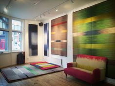 Rug and cushion Sample Sale - Pop up shop this week at Craft Central: 33-35 st John's square, London EC1M 4DS 19-23rd April 2016. 10-7pm daily. 50% or more off... While stocks last