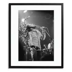 Bob Marley In LA Framed now featured on Fab.