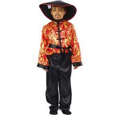 Déguisement Chinois Grand Dragon pour garçon #costumespetitsenfants #nouveauté2018