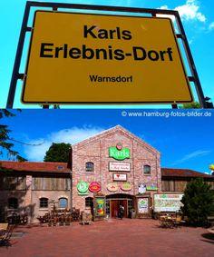 #Karls Erlebnis Dorf #Warnsdorf, #Ausflugsziel in der Umgebung von Hamburg