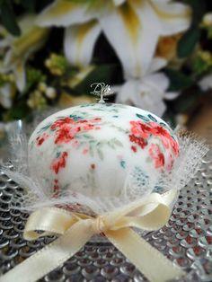 Lembrança Casamento - Pão de Mel decorado