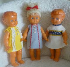 Tiny Dolls, Retro Toys, Petra, Ronald Mcdonald, Crafts For Kids, Children, Fictional Characters, Nostalgia, Clearance Toys