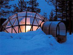 Artic Resort Kakslauttanen & Igloo Village