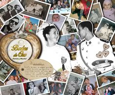 #cuadro_collage #collage #granformato #regalo_original #escarabat #aniversario_boda