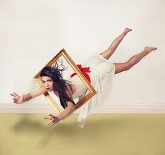 Flying solo by Miss Aniela, via Flickr