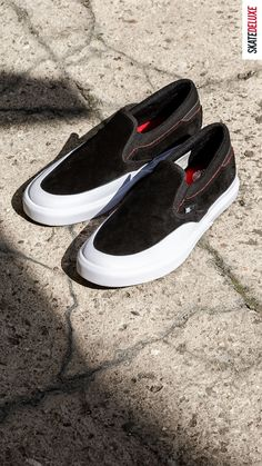 The DC Infinite Slip-on combines freedom of movement and durability. Order your pair! #skatedeluxe #SK8DLX Skate Shoe Brands, Skate Shoes, New Skate, Shoe Releases, Converse, Vans, Nike Sb, Infinite, Black Shoes