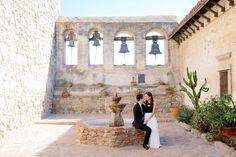 San Juan Capistrano Mission Engagement Kevin Le Vu Wedding Photography-15