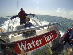 Water Taxi a Isla de Lobos,...