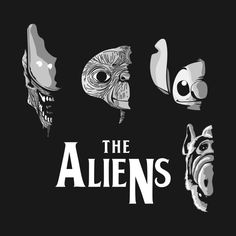Check out this awesome 'The+Aliens' design on @TeePublic!