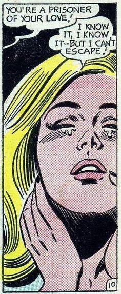 Vintage, Comic, Humor, Joke, LOL, Aesthetic, Pop Art Vintage Pop Art, Vintage Comic Books, Vintage Comics, Comic Books Art, Comic Art, Vintage Romance, Book Art, Glitch, Roy Lichtenstein