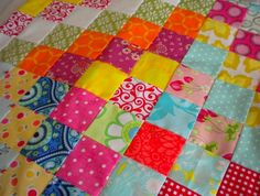 Most of us love these little bits and pieces and intend to use them someday. Here, quilt pro Sheri McConnell shares a few ideas for organizing and quilting with scraps.