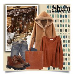 """""""SheIn VI/1"""" by zenabezimena ❤ liked on Polyvore featuring мода, LR Resources и Elizabeth and James"""