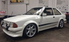 Ford Rs, Car Ford, Classic Fords For Sale, Classic Cars, Ford Turbo, Ford Escort, Nice Cars, Retro Cars, Supercars
