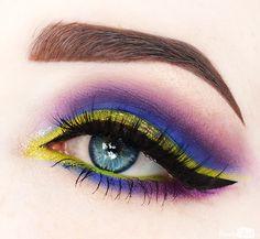 Instagram Makeup Dairy 3 Electric Glitter beautycloud