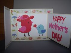 Scrappin Rabbit Designs: CAC 2 # 16 - Mother's Day Card 1