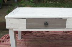 Table basse bois de palettes #2 Instructions de montage...