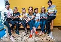 Whitney Wolfe's dating app: Bumble, the feminist Tinder  #Bumble #dating