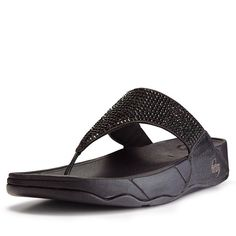 660afad991752b FitFlop Rokkit Suede Crystal Sandal - 8460996