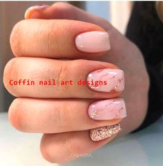 50 Simple Summer Square Acrylic Nail Designs in 2019 - .- 50 simple summer square acrylic nail designs in 2019 acrylic nails - Simple Acrylic Nails, Best Acrylic Nails, Acrylic Nail Designs, Neutral Nail Designs, Simple Nail Design, Neutral Gel Nails, Manicure Nail Designs, Square Nail Designs, Gold Nail Designs