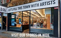Looking for art supplies? We're a leading independent retailer of art tools for creative people. Whether you're 3 or 103, we have the finest UK art supplies online.