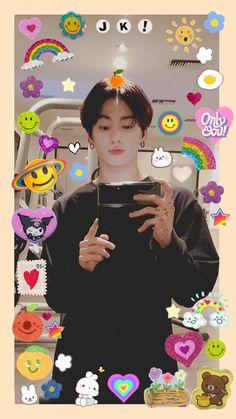 Bts Jungkook, Foto Bts, Kpop, Ivana, Bts Polaroid, Bts Aesthetic Pictures, I Love Bts, Bts Lockscreen, Bts Group