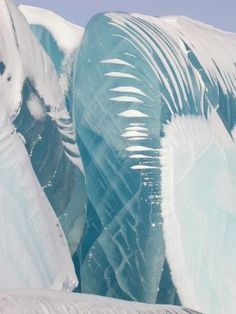 Amazing Frozen Waves In Antarctica - Gen Y Hub