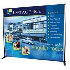 Deciding on the right banners for your trade show display.