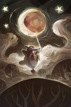 My Neighbor Totoro - Ellie Yong