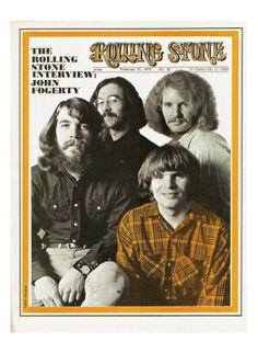 Creedence Clearwater Revival Posters at AllPosters.com