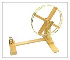 Cotton Spinning Wheel