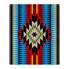 Navajo Pattern 1 Throw Blanket Navajo Weaving, Navajo Rugs, Native American Blanket, Burlap Throw Pillows, Navajo Pattern, Spiritual Animal, Native Design, Native Beadwork, Leather Carving