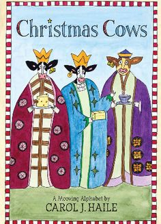 While growing up in Pennsylvania ʺDutchʺ country, Carol J. Haile often wondered what the docile, cud‐chewing cows standing placidly in the fields were thinking.Armed with an imagination as fertile as the farmland surrounding her, Carol has recorded her surprising discoveries in CHRISTMAS COWS‐40 pages of exquisitely rendered illumination.CHRISTMAS COWS is likely to become one of the most unique alphabets you will ever experience.40 pages