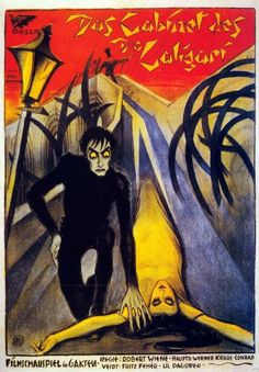 Robert Wiene - Das Cabinet des Dr. Caligari / The Cabinet of Dr. Caligari (1920)…