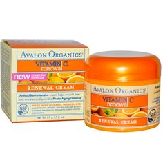 SALE!!! AVALON ORGANICS, VITAMIN C RENEWAL, CREAM, 2 OZ (57 G) Price:$16.93 Savings of: $5.06 (23% Off) Rating: 4.1 of 5 based on 1221 reviews (see here: http://www.iherb.com/product-reviews/Avalon-Organics-Vitamin-C-Renewal-Cream-2-oz-57-g/4433/?rcode=VAK149) Product details: http://www.iherb.com/Avalon-Organics-Vitamin-C-Renewal-Cream-2-oz-57-g/4433?rcode=VAK149