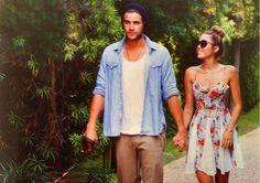Miley Cyrus & Liam Hemsworth Are Engaged!