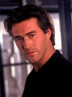 I have a massive crush on this man here. Roy Dupuis from La Femme Nikita.