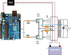 Within this put up we grasp the easy way to develop an effective Arduino Pure Sine Wave Inverter Circuit which can be approved by any consumer