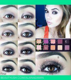 Brown eyes <3