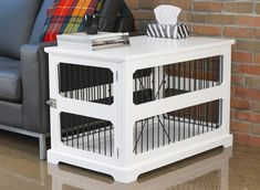 Flint Slide Aside Pet Crate