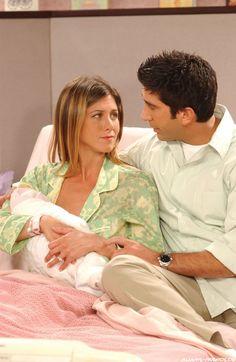 Ross and Rachel ross