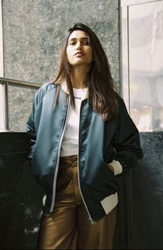 green bomber from #pixiemarket Ninja from India ~ MARCH2015 NYC
