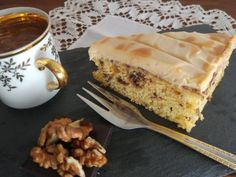 Mrkvový koláč s krémom zo slaného karamelu, Koláče, recept   Naničmama.sk