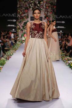 Shyamal and Bhumika at Lakme Fashion Week S/R 2014