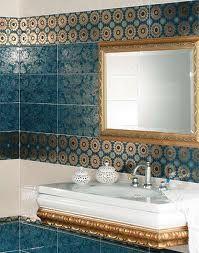 decoração cemiterio de azulejos -