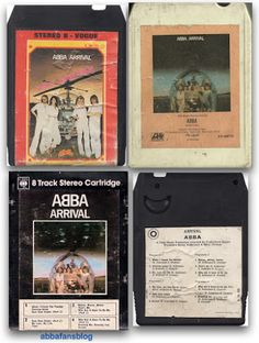 """Abba """"Arrival"""" album on 8 track #Abba #Arrival Abba Arrival, Music Albums, My Childhood, Album Covers, Thats Not My, About Me Blog, Track, Fans, Life"""