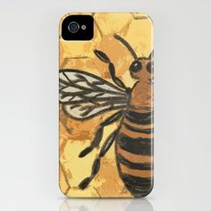 bee phone case