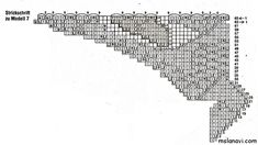 желтая салфетка спицами схема